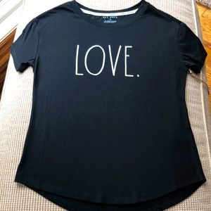 🆕💕LOVE Rae Inspired Text Dunn T-Shirt